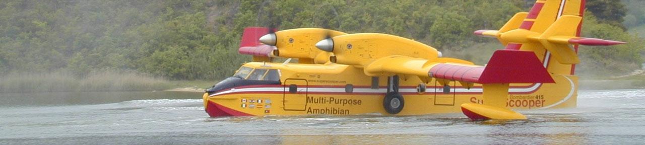 viking multi purpose amphibian plane